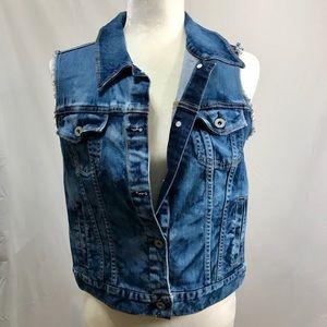 Arizona Jean Co Vest